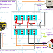 manual ups wiring diagram changeover switch system manual how to wire a doorbell on manual ups wiring diagram changeover switch system