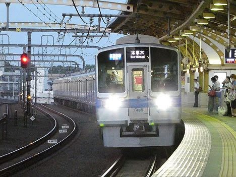 【ダイヤ改正で新設!】1000形フルカラーLEDの各駅停車 本厚木行き