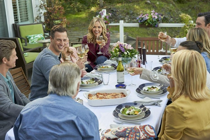 Chesapeake Shores - Episode 4.04 - Breaking Hearts and Playing Parts - Promo, Sneak Peek, Promotional Photos + Press Release