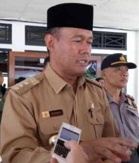Pemkab Wacanakan Penggabungan OPD, Sukandar; Tunggu Pembahasan di DPR