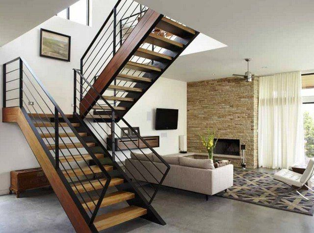 Model Railing Tangga Rumah Minimalis Terbaru