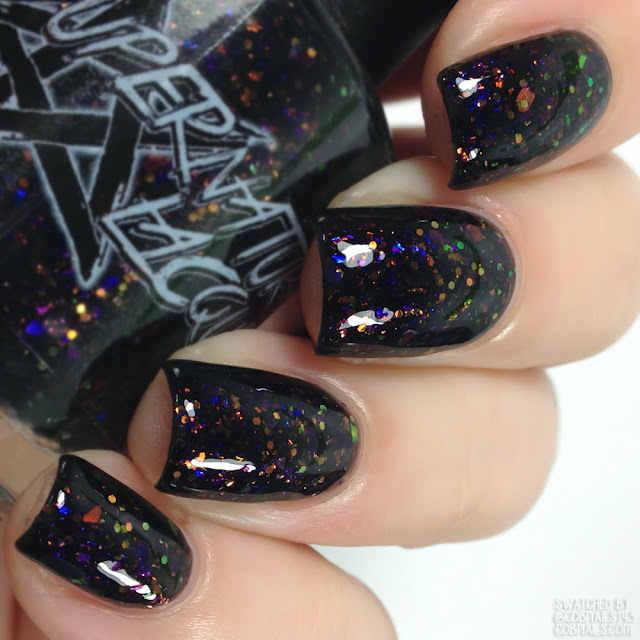 Supernatural Lacquer-Don't Worry, She's Got Help