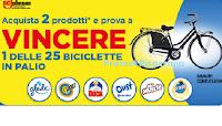 Logo Una Ventata di Freschezza :SC Johnson ti regala una bici ( 25 premi)