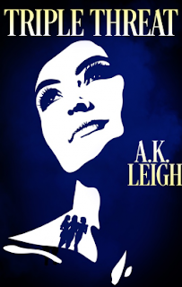 Triple Threat by A.K. Leigh