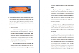 Contoh Makalah Perjuangan Budidaya Ikan Arwana