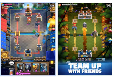Clash Royale vs Brawl Stars 2020 | Features | Rating | Battles | Popularity | Gameplay | Downloads | Addiction | Diversity | User Friendly | Skills