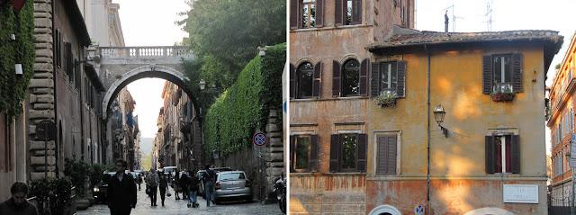 Via Giulia en Roma