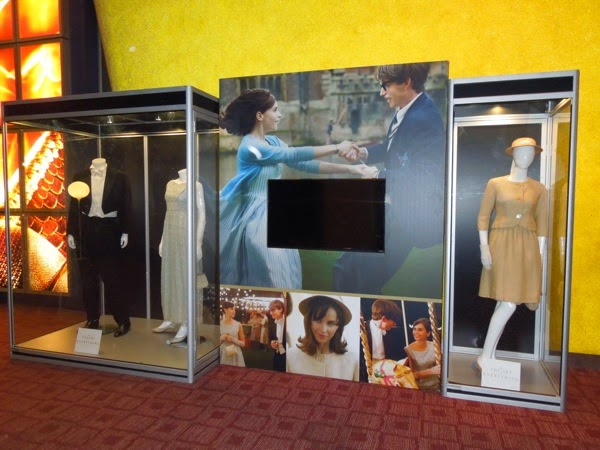 Theory of Everything film costumes