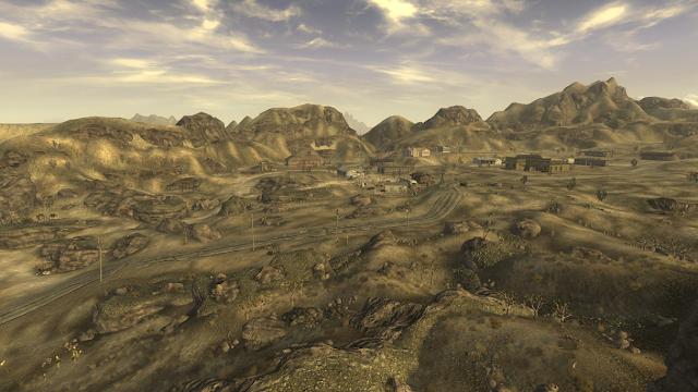 El Yermo del Mojave