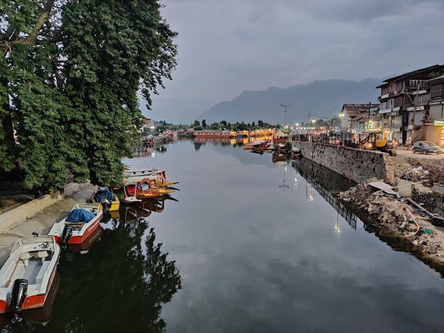 How To Do Kashmir Great Lakes Trek dal lake