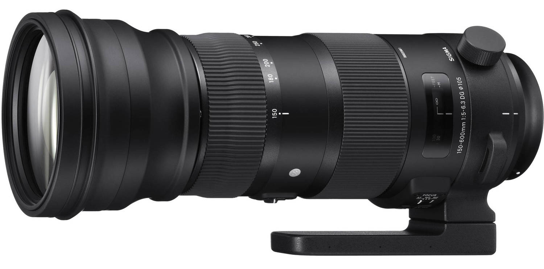 Sigma 150-600mm f/5-6.3 DG OS HSM Sport
