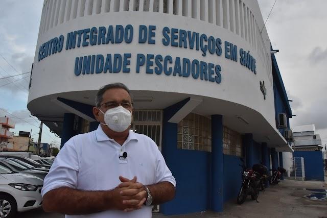 Prefeitura reativa serviços de saúde que haviam sido suspensos durante pandemia