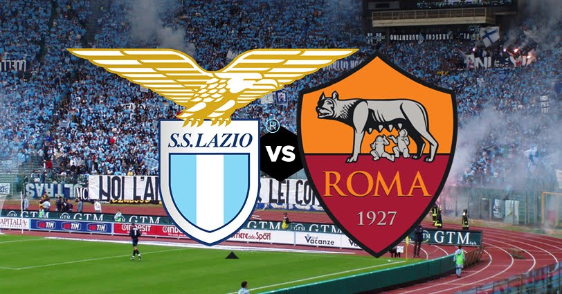 DIRETTA Lazio-Roma Video Streaming, dove vedere il Derby della Capitale in Gratis LIVE
