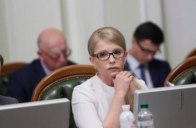 Тимошенко: новая ЦИК станет подконтрольной Порошенко, но это его не спасет