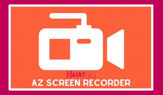 AZ Screen Recorder (MOD, Premium Unlocked)