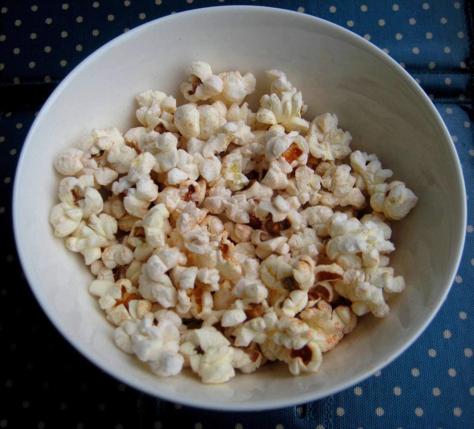 popcorn on fodmap diet