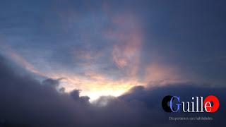 Cara en la Nubes  - CGuilleO