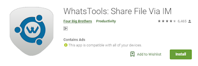 Cara Mengirim File Berukuran Besar Lebih Dari 16MB Melalui Whatsapp