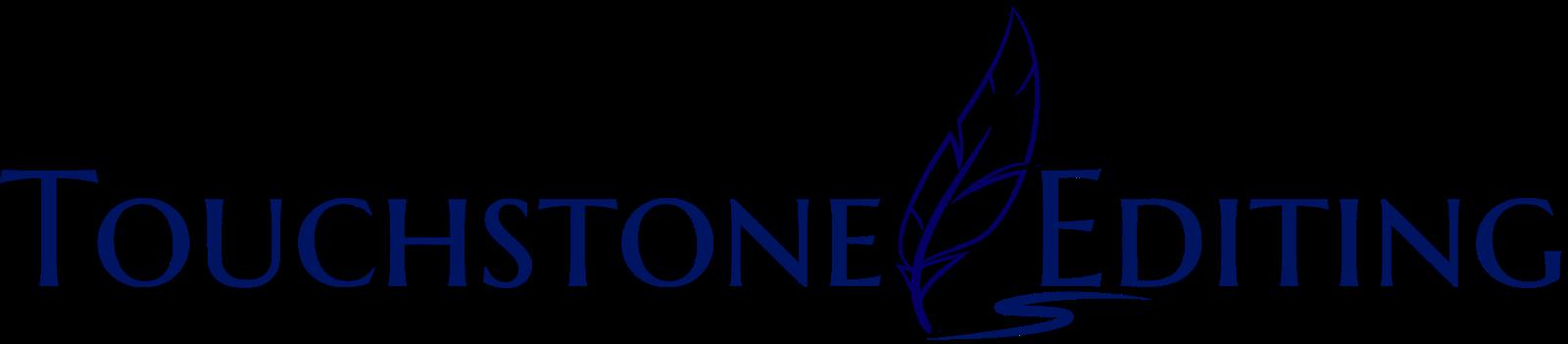 Touchstone Editing logo