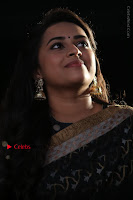 Actress Sri Divya Latest Pos in Black Saree at Sangili Bungili Kathava Thora Tamil Movie Audio Launch  0009.jpg
