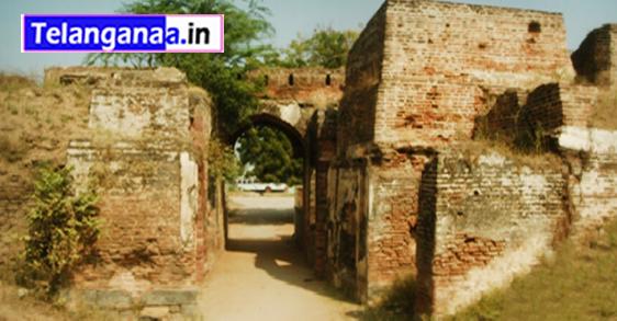 Jagtial Fort in Telangana