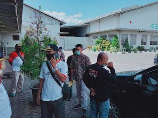Audensi Bersurat PT Secco Nusantara Persulit  LSM LIRA dan Awak Media
