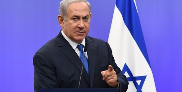 Netanyahu Gak Sudi Damai, Pokoknya Serang Terus Palestina dengan Kekuatan Penuh, Girang Didukung AS