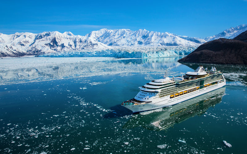 Royal Caribbean Alaska cruises
