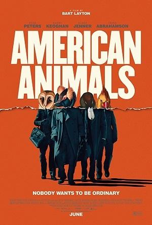 American Animals - Legendado Filmes Torrent Download capa