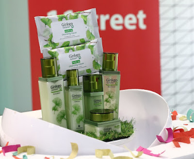 The full range of Ginkgo Natural products available exclusively on 11street 3ff969ed17