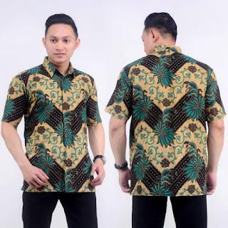 Kemeja Batik Pria No 1