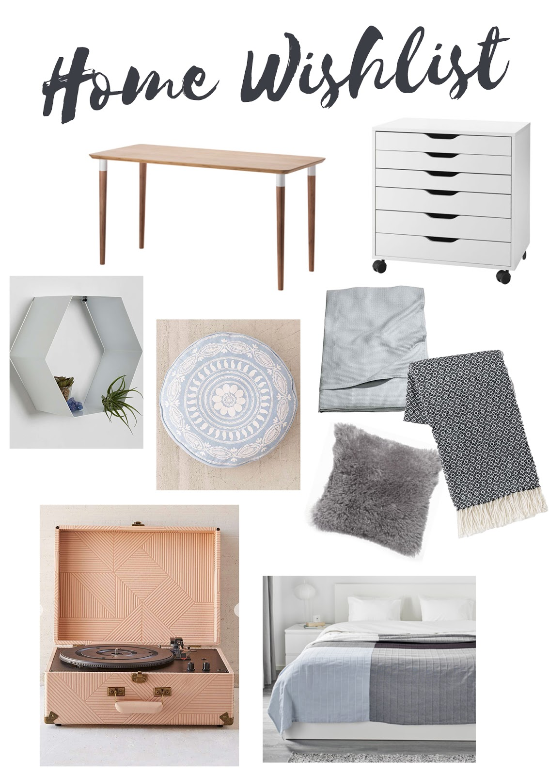 Homeware Wishlist