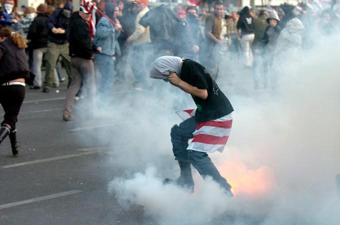 Az elmúlt ötven év legvéresebb karhatalmi erőszaka – A 2006-os tüntetéseket bemutató vándorkiállítás indult útjára