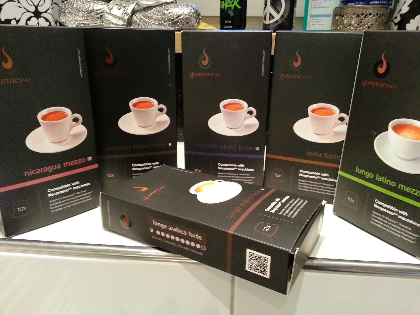 gourmesso kaffee alternative zu nespresso gewinnt hier. Black Bedroom Furniture Sets. Home Design Ideas