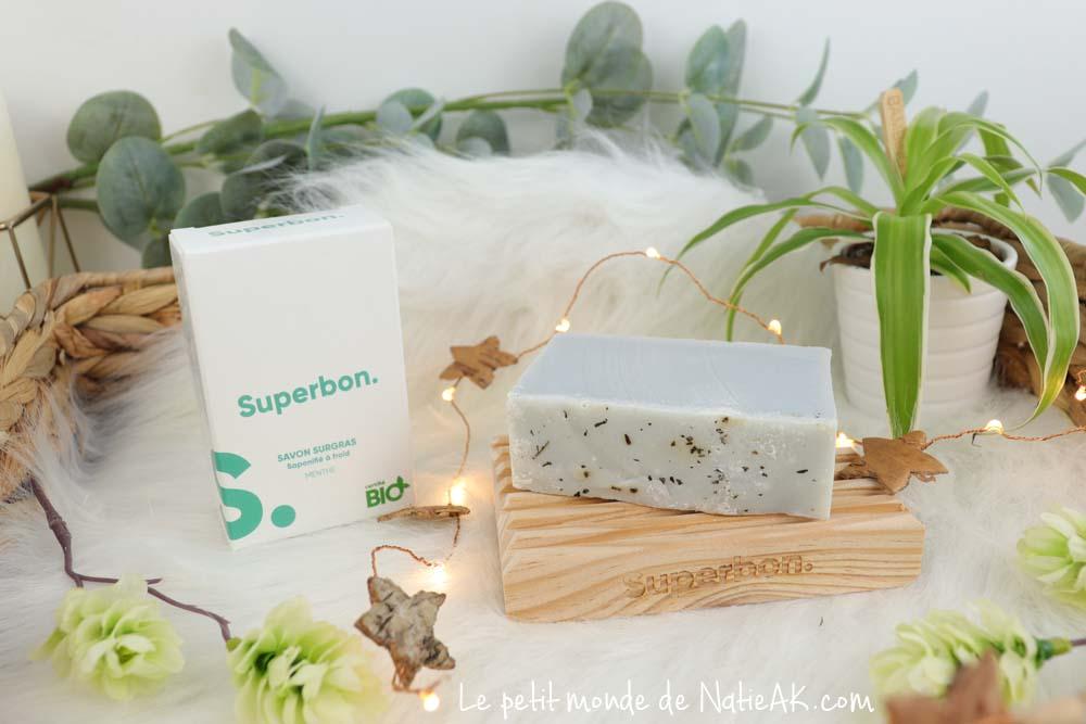 Pain Savon Surgras Hydratant Visage Et Corps  Superbon