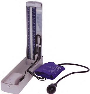 Pengertian dan Alat Untuk Mengukur Tekanan Darah Tinggi dan Rendah