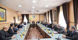 وزيرة التعليم تكرم المهندسين القائمين على إنشاء النظام المعلوماتي في الجزائر