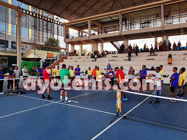 Peserta ITF Play Tennis Course Pelti Jatim Tuai Banyak Ilmu Berharga. Ini yang Mereka Dapatkan...