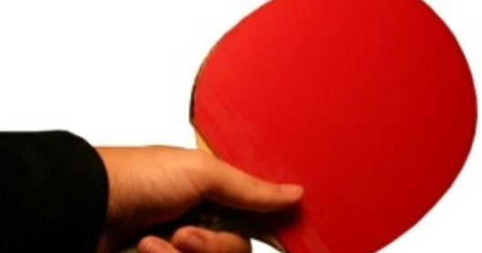 Teknik Memegang Bet Tenis Meja lengkap Dengan Gambar