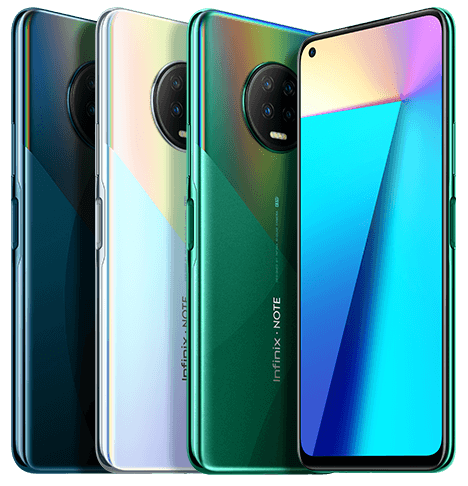 Infinix Note 7 Launched in Nigeria With Gaming chipset – See Prices