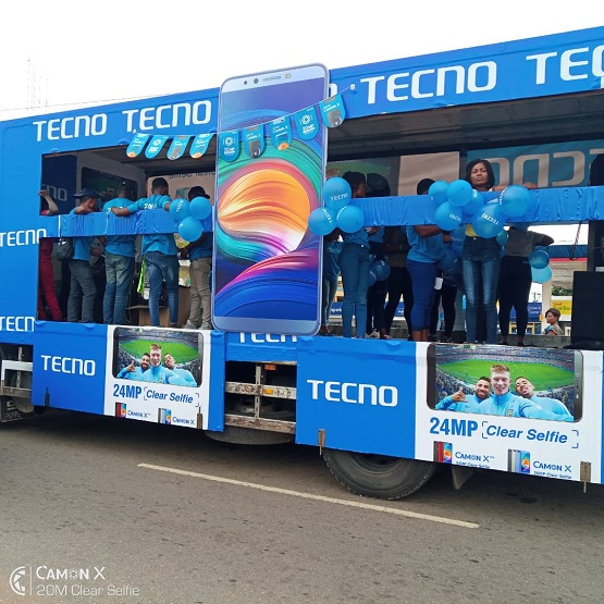 Beware! These Cheap Tecno Phones, Comes with Malware that Steals Your Money