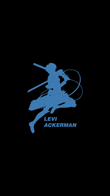 Levi Ackerman - Shingeki no Kyojin Wallpaper