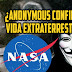 ¿Anonymous confirma vida extraterrestre?