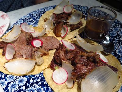 El Mero Mero, lamb tacos