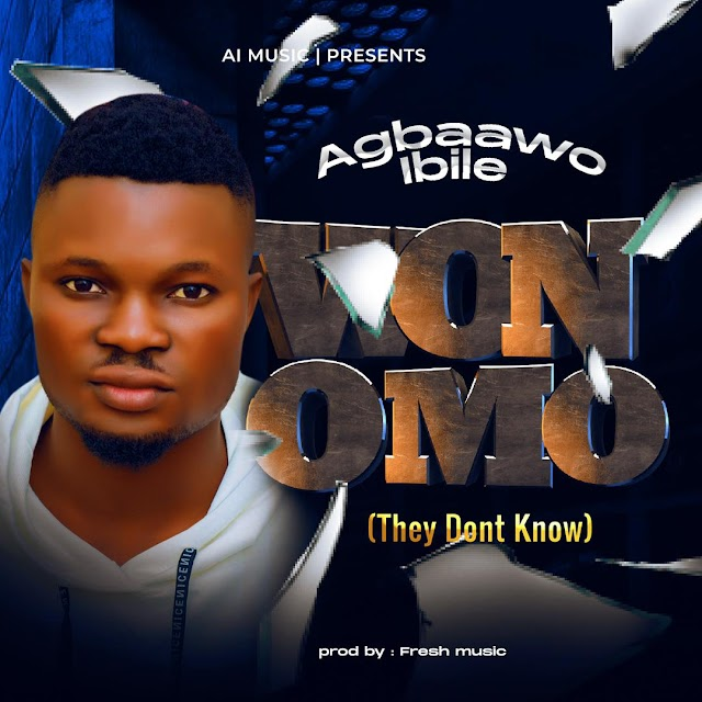 [MUSIC] Agbaawo Ibile - Won Omo (They Dont Know)