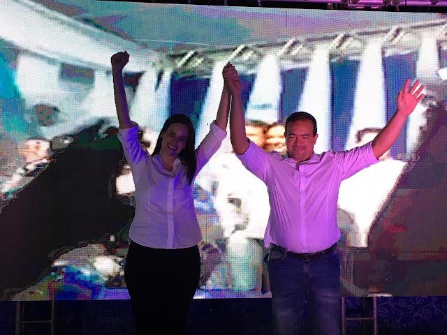 PSB oficializa Dayse Juliana e Kaká de Tutu como candidatos a reeleição em Primavera