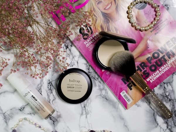 Perfekter Teint mit Make-Up von Isadora