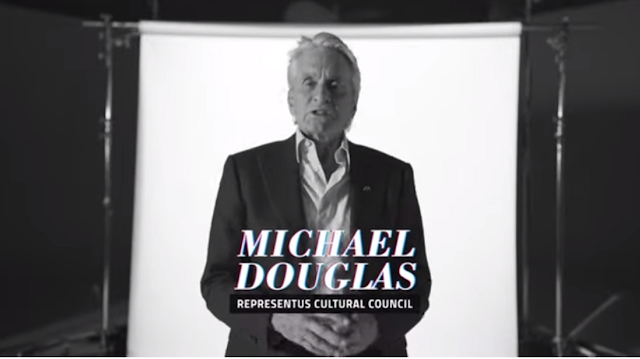 """Michael Douglas Stars in """"Unbreaking America: Divided We Fall"""" New Film From RepresentUs Launches on International Anti-Corruption Day"""