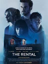 The Rental [2020] [DVDR] [NTSC] [Latino]