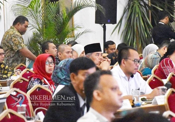 Bupati Kebumen Hadiri Pertemuan Kepala Daerah Se-Asia Pasifik di Bogor